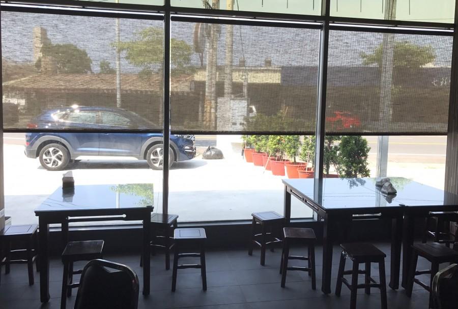 平鎮海鮮餐廳_門面採光窗