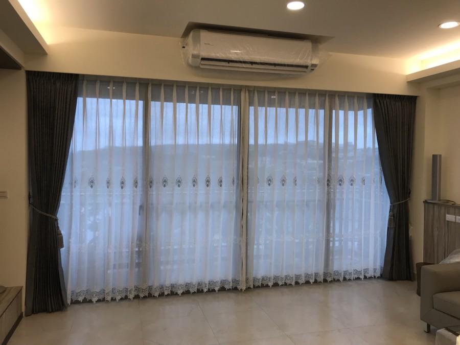 楊梅張先生_客廳景觀窗