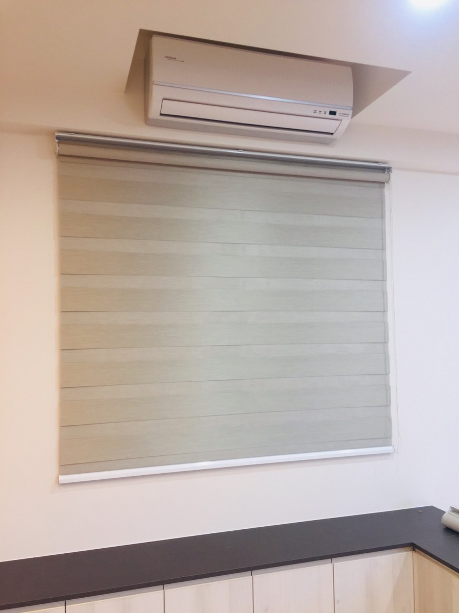 新北市三重區高級優質社區_客廳觀景窗