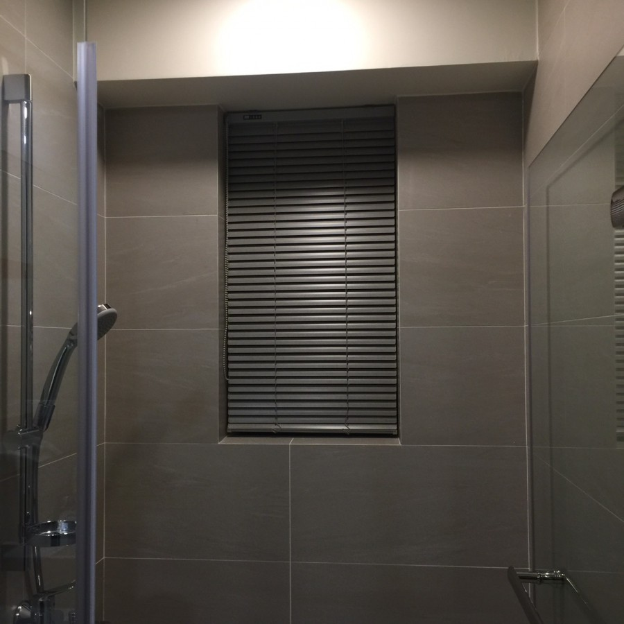 新北市莊園路樂居高級社區-公共浴室
