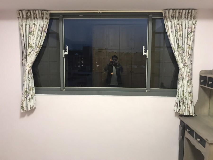 楊梅黃小姐_臥室景觀窗