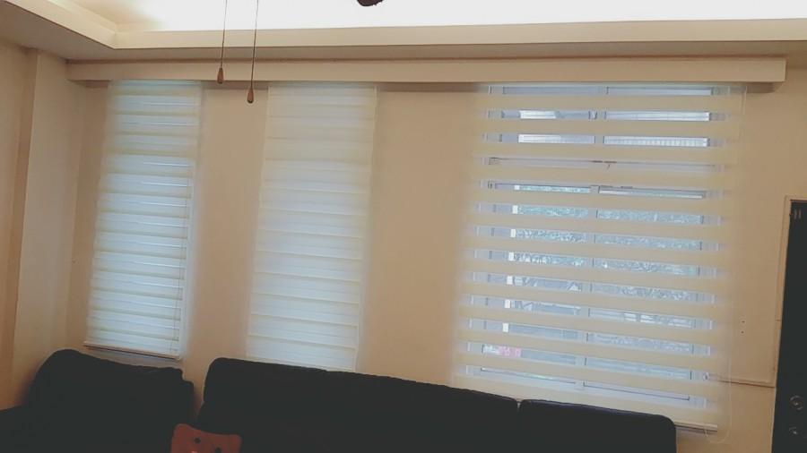 中壢福壽五街透天宅_客廳採光窗