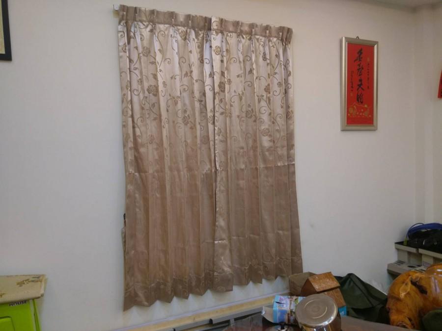 中壢仁海宮_貴賓室窗簾