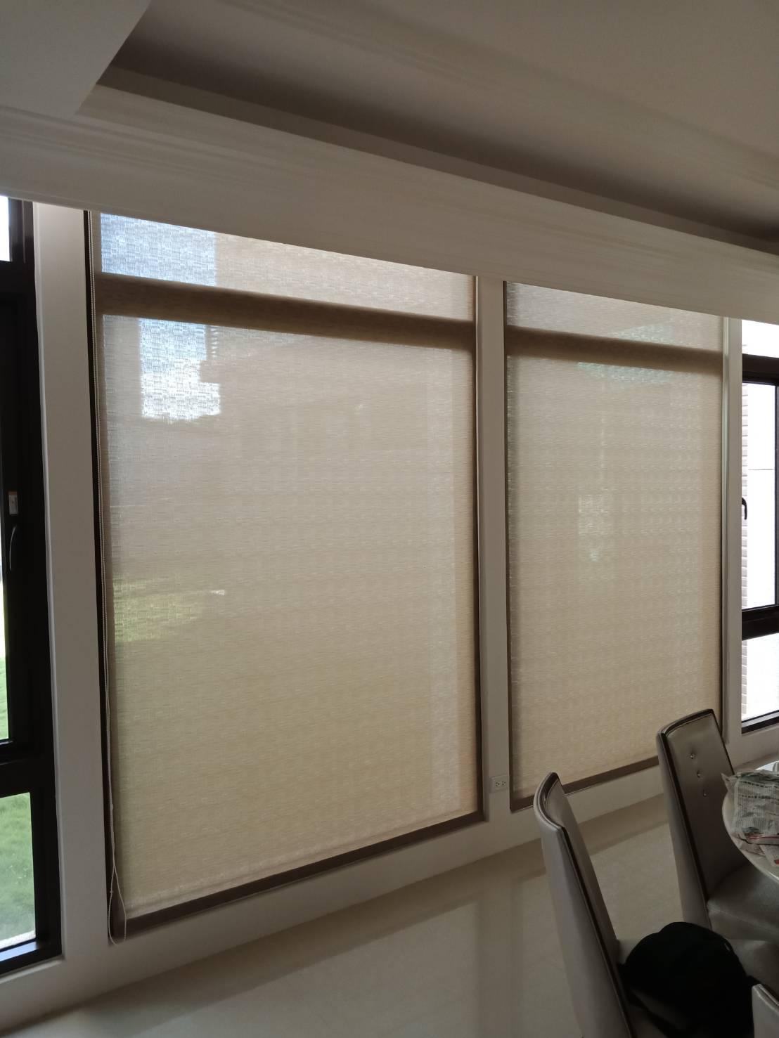 青埔高級農舍_餐廳景觀窗