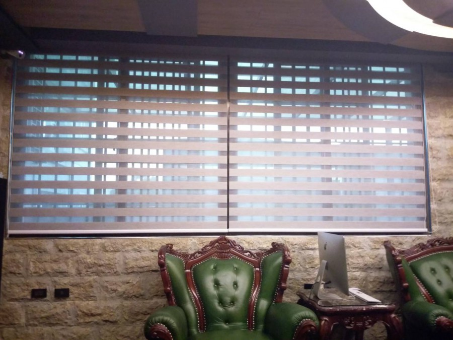平鎮豪華透天宅_大面寬客廳景觀窗